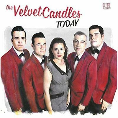 The Velvet Candles - Today (NEW CD) • 11.99£