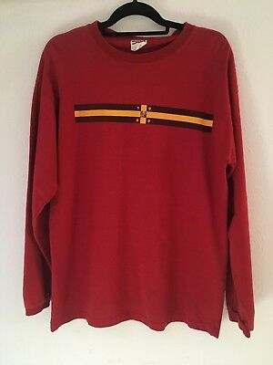 Rolling Stones- No Security '99 Tommy Hilfiger Long Sleeved T-Shirt - Rare Sz L • 70£