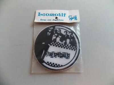 The Specials Sew On Patch By Leonmotif In Original Packaging 1970/80s  • 19.95£