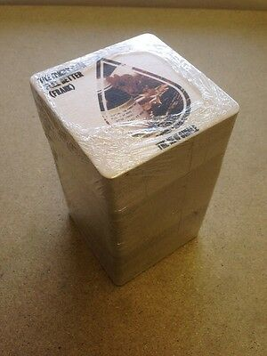 The Family Rain Feel Better (Frank) Pack 100 X Promo Coasters/beer Mats - Sealed • 4£