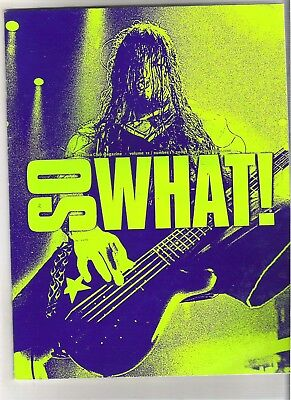 So What! Metallica Fanclub Magazine Vol 11 Number 1 2004 • 9.99£