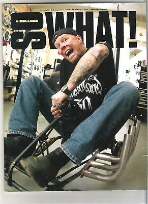 So What! Metallica Fanclub Magazine Vol 13 Number 1 2006 • 9.99£