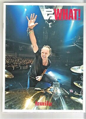 So What! Metallica Fanclub Magazine Vol 16 Number 3 2009 • 9.99£
