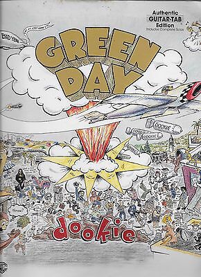 GREEN DAY  Dookie  Sheet Music Songbook • 11.72£
