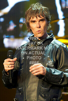 2012 Ian Brown The Stone Roses Heaton Park Photo Choose Print Size Music • 5.99£