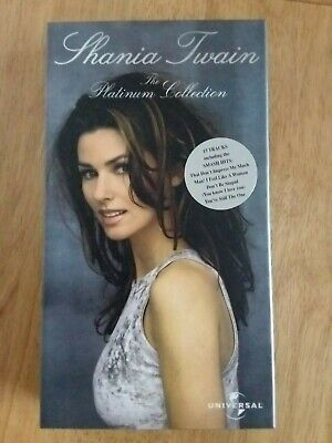 Shania Twain The Platinum Collection VHS  • 6.99£