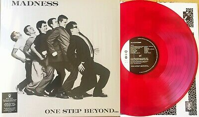 2-TONE MADNESS LP One Step Beyond RED Vinyl Debut Limited Edition SEALED • 25.95£