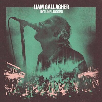 Liam Gallagher Mtv Unplugged Limited Splatter Coloured Vinyl Lp In Stock • 27£