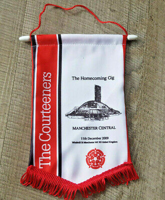 Courteeners Manchester Central 2009 Pendant Official Merch • 19.95£