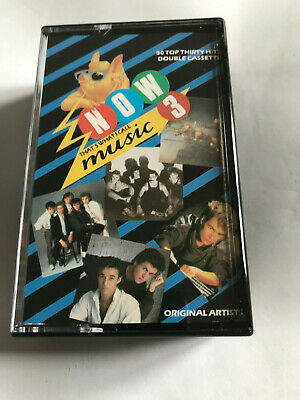 Now That's What I Call Music Vol 3 1984 Cassette Tape / Tested / VGC • 12.67£