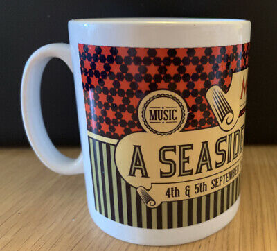 Muse A Seaside Rendezvous Teignmouth Mug Official Merchandise • 20£