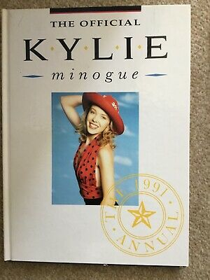 The Official Kylie Minogue Annual 1991 • 2.10£