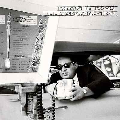 Beastie Boys Ill Communication New Sealed Remastered Double Vinyl Lp In Stock • 25£