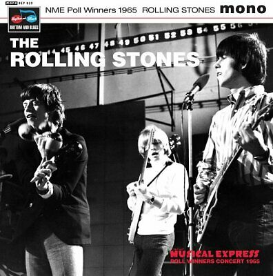 Rolling Stones Nme Poll Winners 1965 New Sealed 7  Vinyl Ep In Stock • 10£