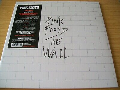 PINK FLOYD  *  THE WALL  ~ Remastered    * NEW & SEALED VINYL LP  • 23.99£