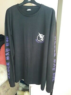 Black Sabbath  Long Sleeved T Shirt Size Large • 2.20£