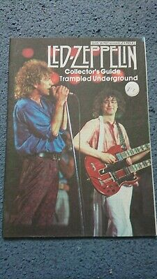 Led Zeppelin - Collectors Guide - Trampled Underground • 10£