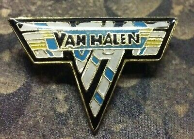 Van Halen Pin Badge • 9.64£