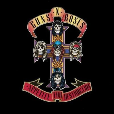 Guns N' Roses - Appetite For Destruction - Vinyl -0720642414811- NEW  • 13.99£