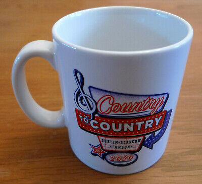 C2c Country To Country Festival 2020 (cancelled) Official Mug • 12£