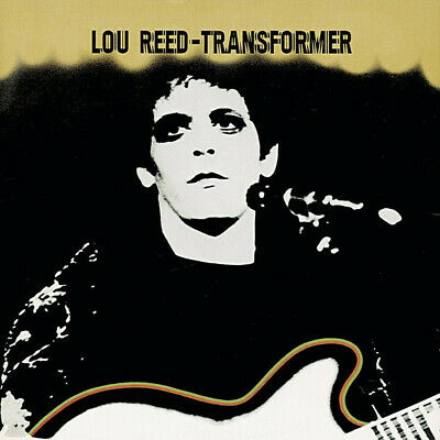 LOU REED – TRANSFORMER – SPEAKERS CORNER 180g VINYL • 24.95£