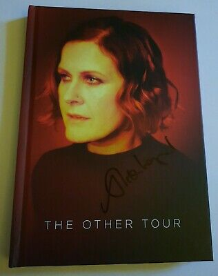 *signed* Alison Moyet. The Other Tour Programme.  Mint • 18£