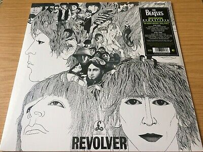 BEATLES * REVOLVER  * Remastered  180g  *  NEW & SEALED VINYL  LP  • 19.99£