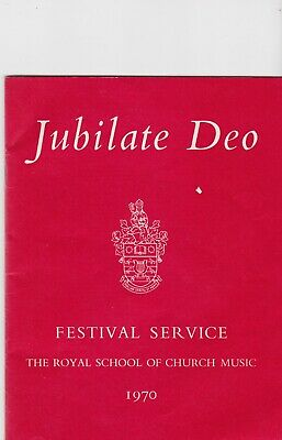 Collection Of Classical Concert And Choral Programmes • 4.50£