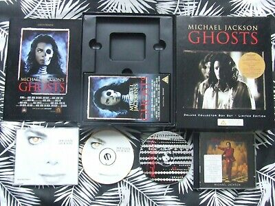 Michael Jackson Ghosts Collectors Edition  Box Set  • 34.99£