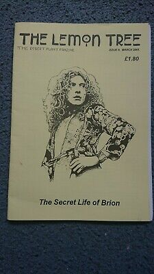 The Lemon Tree - The Robert Plant Fanzine Issue 9 - March 2001 • 4£