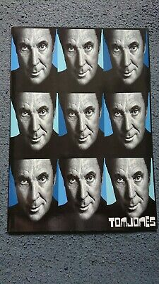 Tom Jones 2003 Tour Programme • 3£