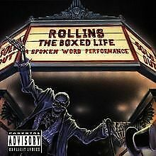 Boxed Life By Rollins,Henry | CD | Condition Very Good • 6.17£