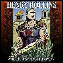 A Rollins In The Wry By Henry Rollins | CD | Condition Good • 3.52£