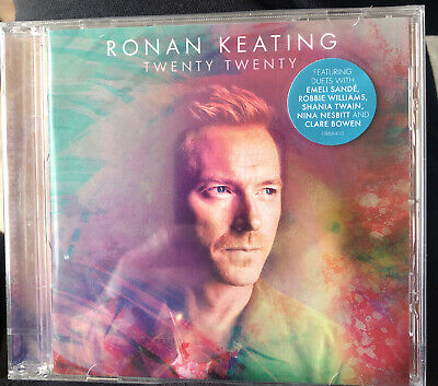 Ronan Keating - Twenty Twenty New Sealed Cd Free Post U.K. Boyzone Emile Sande • 6.95£