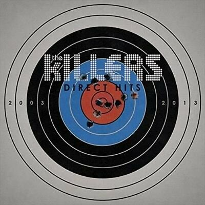 The Killers - Direct Hits [New & Sealed] CD Free Post U.K. • 3.49£