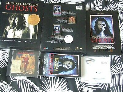 Michael Jackson Ghosts Collectors Edition  Box Set  • 48.99£