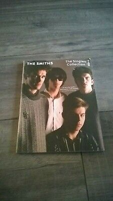 The Smiths Tab Book The Singles Collection Guitar Music Note Book Morrisey Marr • 6.99£