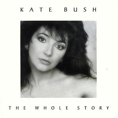 Kate Bush The Whole Story Greatest Hits Cd Album • 5.75£
