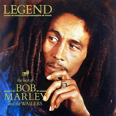 Bob Marley And The Wailers Legend Cd Album (best Of / Greatest Hits) • 6.25£