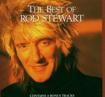 Rod Stewart The Best Of Cd Album (16 Greatest Hits) • 3.98£