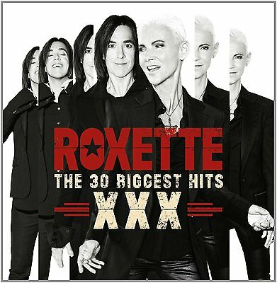 Roxette Xxx The 30 Biggest Hits Cd Album Set (greatest Hits / Very Best Of) • 5.95£