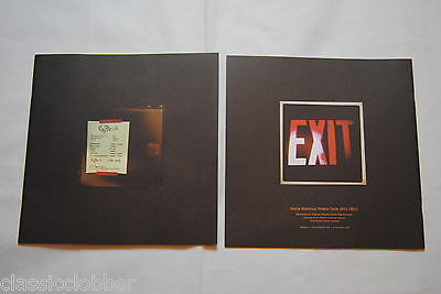 Opeth Heritage World Tour 2011/2012 Programme Booklet Brochure New Official Rare • 9.99£