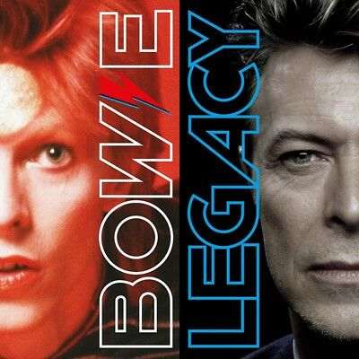 DAVID BOWIE LEGACY 180 GRAM VINYL SET (Very Best Of) (New Release 2016) • 16.95£