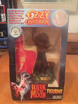 Ozzy Osbourne Bark At The Moon Jack In The Box Figurine By Monowise New In Box • 94.45£