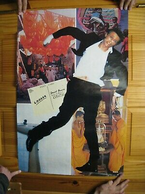David Bowie Poster Lodger  • 73.62£