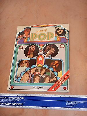 1975 Simply Pop Book, Elton John, David Bowie, Queen, Gary Glitter, Slade  • 7.15£