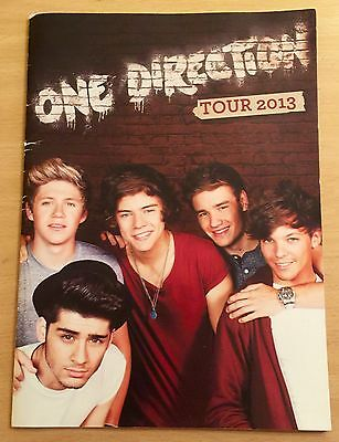 One Direction - 2013  Tour Programme • 24.95£