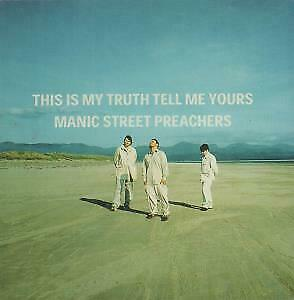 MANIC STREET PREACHERS This Is My Truth Tell Me Yours CARD UK 1998 2-Sided • 5.24£