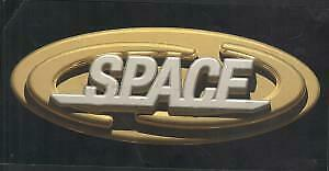 SPACE (LATE 90'S GROUP) Promo Postcard CARD UK Unused Large Postcard For Space • 5.24£