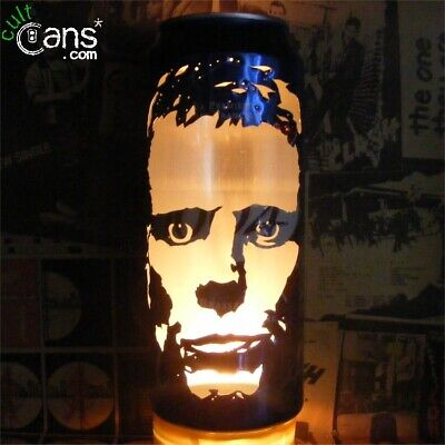 Happy Mondays 'Bez' Beer Can Lantern! Madchester Pop Art Candle Lamp • 13.99£